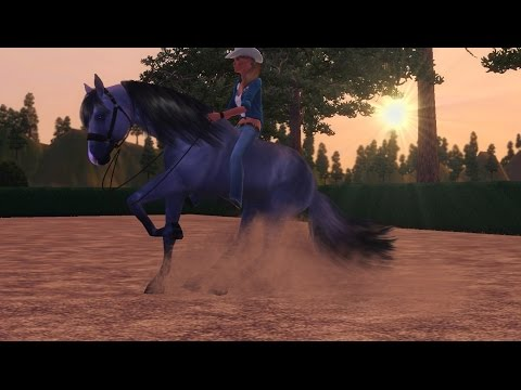 Sims 3 Pferde/Horses Western ~Pine Hill Stables