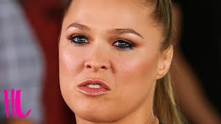 Ronda Rousey Breaks Silence After Knockout Loss To Holly Holm