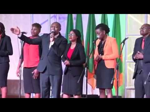 Pastor Nevers Mumba - Part 2 Lusaka Zambia ( The power of introduction)
