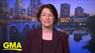 Senator Amy Klobuchar reflects on Ginsburg's life, death   GMA