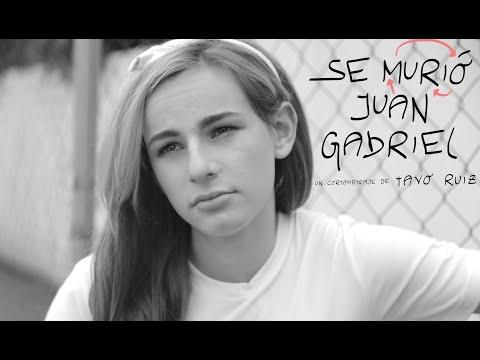 """Se murió Juan Gabriel"" Trailer de Cortometraje Mexicano"