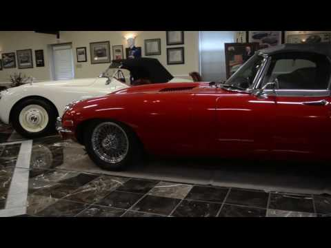 2016 Jaguar Marque of the Year Garage Tour
