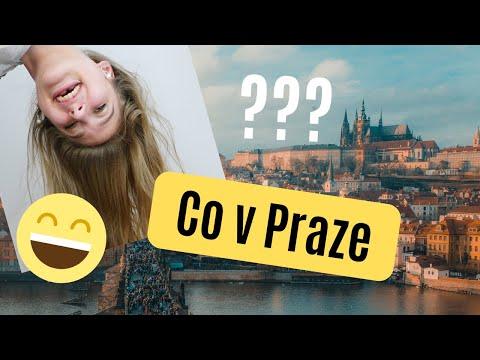 Co musíte zažít v Praze?