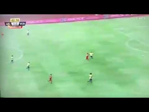 Ghana Defender Inusah Musah Scored Great Golazo In Angola