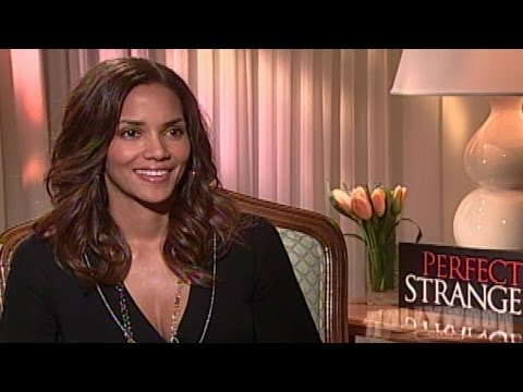 'Perfect Stranger' Interview