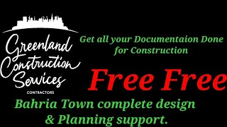Free Documentation for construction in Bahria town karachi.
