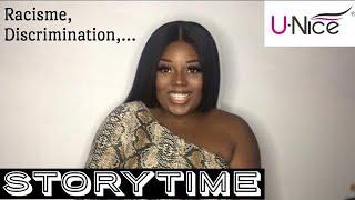 STORYTIME : PREMIER JOB ÉTUDIANT ( RACISME, DISCRIMINATION,INJUSTICE) FT UNICE HAIR | JULIA SALAMONA
