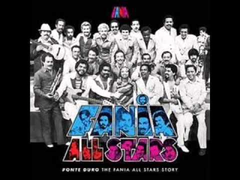 Stevie Wonder & Fania all stars