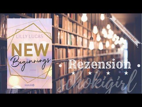 New Beginnings YouTube Hörbuch Trailer auf Deutsch