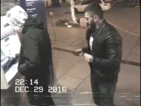 Guy Pickpockets a Guy, And Then He Saw The CCTV Cam
