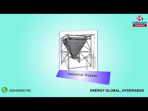 Pressure Vessels And Bag Filters By Energy Global, Hyderabad