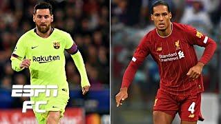 Does Lionel Messi deserve the Ballon d'Or more than Virgil van Dijk? | Extra Time