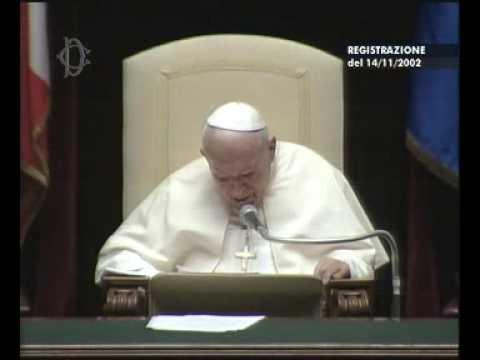 Giovanni paolo ii al parlamento italiano parte 3 youtube for Lavorare al parlamento italiano