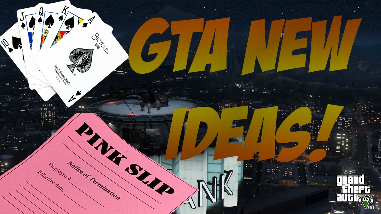 Gta 5 Online Casino Opening Pink Slips Car Auctions Idea