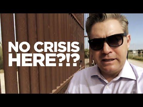 Glenn Beck Reacts To Jim Acosta, MSM 'No Crisis' Rhetoric