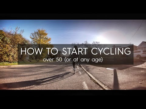 How To Start Cycling Over 50 (Or At Any Age)