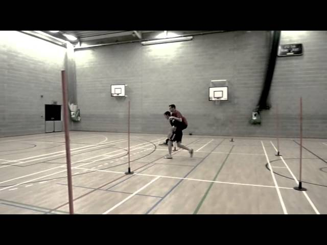 BHC TV- Handball exercise using medicine ball.. and more