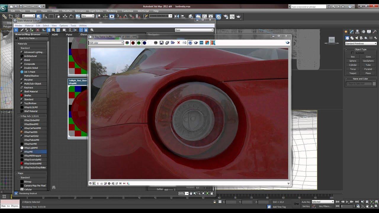 3ds max 2013 material tutorial pdf