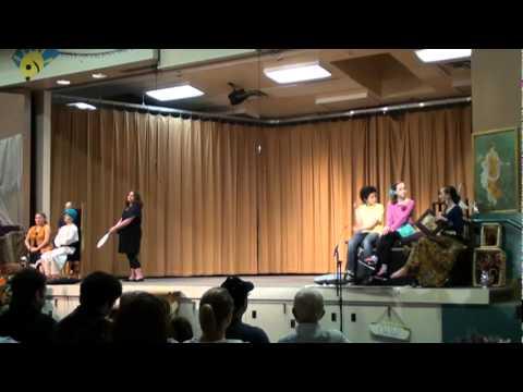 Lake Forest Park Elementary - Scheherazade Play (Matinee Part1)