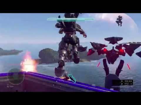 Shooting Star ~ A Halo 5 Assassination montage |