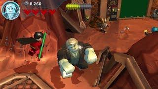 Lego Batman 3: Beyond Gotham (PS Vita/3DS/Mobile) The Mines of Qward