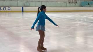 Pre-Preliminary Moves in The Field Test U.S.Figure Skating