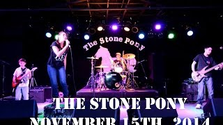The Shadows - The Stone Pony - 11/15/14 -  (Part 1) - One Camera - (TheShadowsNJ)