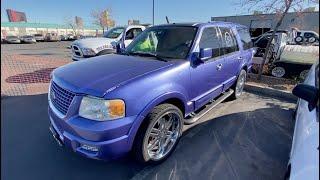 PIMP MY RIDE CAR ENDS UP AT AUCTION!