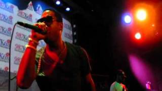 "Bobby V. ""Pimpin All Over the World"" Live at SOBs in NYC 1/20/11"