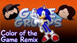 color of the game game grumps remix