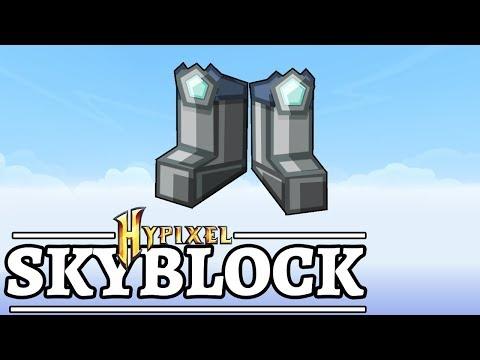 die-perfekte-rüstung---schuhe-fertig!---minecraft-skyblock-16---hypixel-skyblock