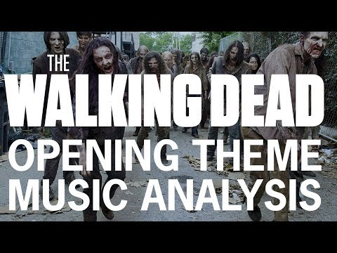The Walking Dead Opening Theme | Music Analysis