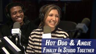Hot Dog & Angie Finally In Studio Together - Jim Norton & Sam Roberts