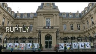 LIVE   French 2017 presidential elections  voting in Paris