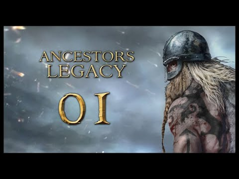 Ancestors Legacy Gameplay Walkthrough Let's Play Part 1 (SPECIAL FEATURE)