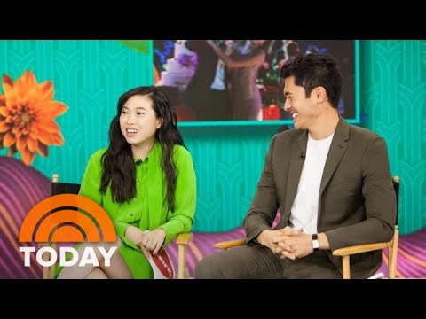 Awkwafina And Henry Golding On What 'Crazy Rich Asians' Means ...