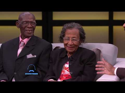 Married 82 Years and Counting! || STEVE HARVEY