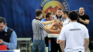 Moscow Championship Armwrestling 2014