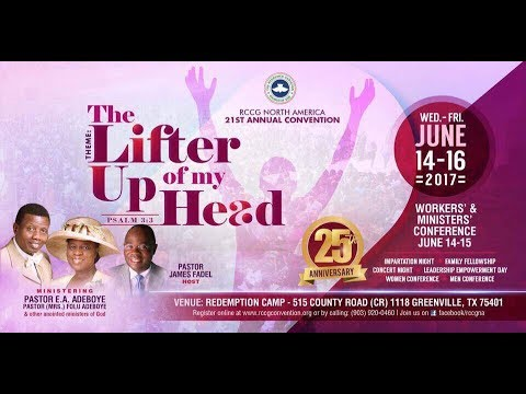 RCCG NORTH AMERICA CONVENTION DAY 3 - (FESTIVAL OF LIFE)