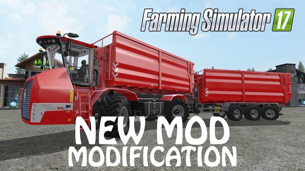 how to make mods for farming simulator 2017 xbox one