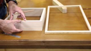 The Down to Earth Woodworker - Quick Cabinet Drawers Part 1