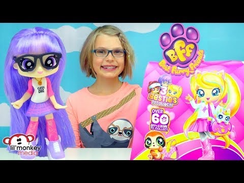 Best Furry Friends - BFF Besties New Doll Collection! #BFFSquad