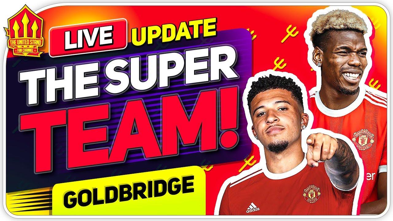Solskjaer's 500 MILLION Transfer Dream Team! Man Utd Transfer News
