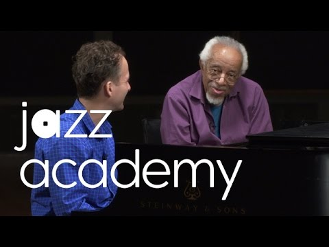 Jazz Theory with Barry Harris, Part One