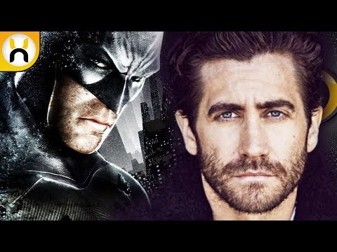 Jake Gyllenhaal Rumored to Replace Ben Affleck as The Batman