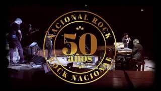 spot lanzamiento disco 50 años rock nacional