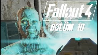 Fallout 4 - Blm 10 Kellogg ve Synth Kalesi