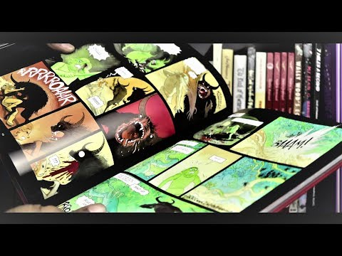 Our Comics Collection - Shelf Seven