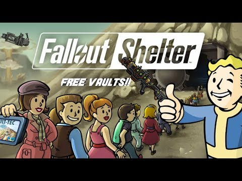 HOW TO DOWNLOAD FALLOUT SHELTER VAULT'S FREE  Tutorial  Android  # 1