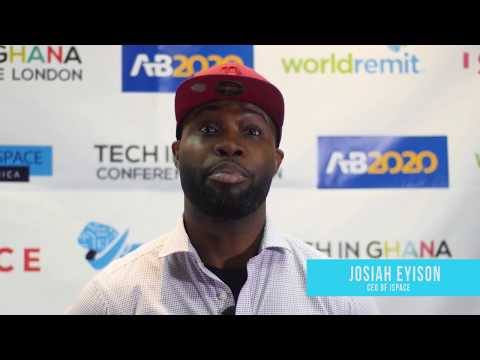 Tech In Ghana Conference London 2018 HIGHLIGHTS